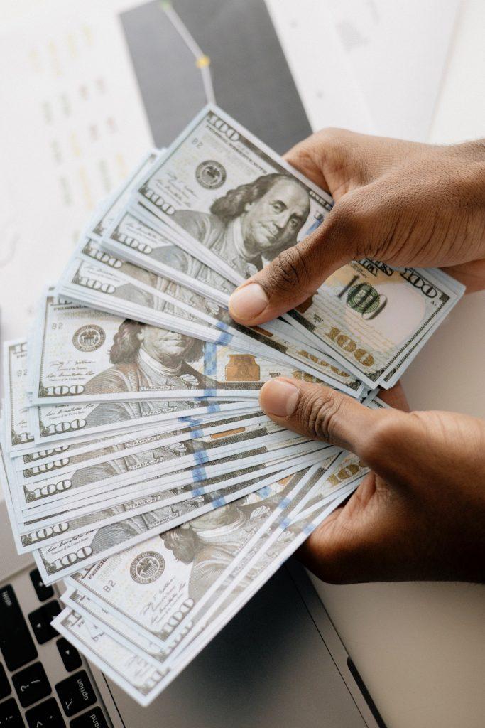 photo of US Dollars